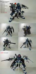 Custom Gunpla: GM Sniper Phantom by Blayaden