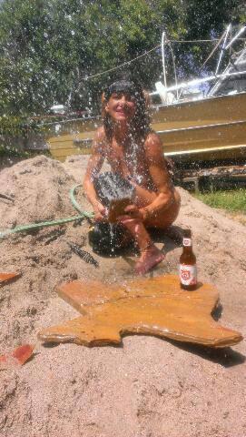 Hard Working Heatwave by BridgetFalls