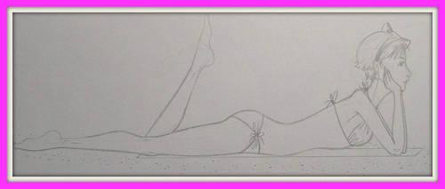Bikini Girl--WIP