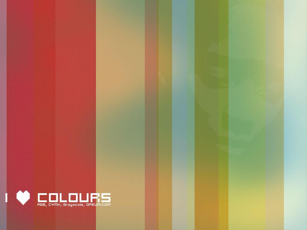 I -love- Colours by kunaja