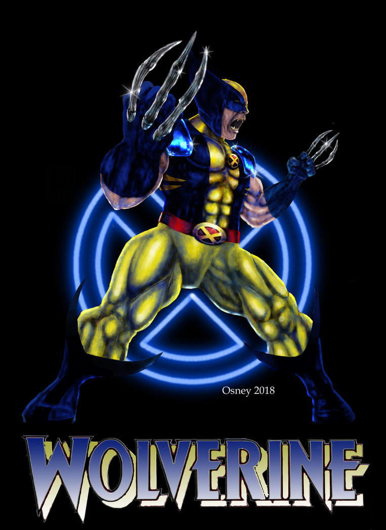 Wolwerine Rage 2 by Osneysjc