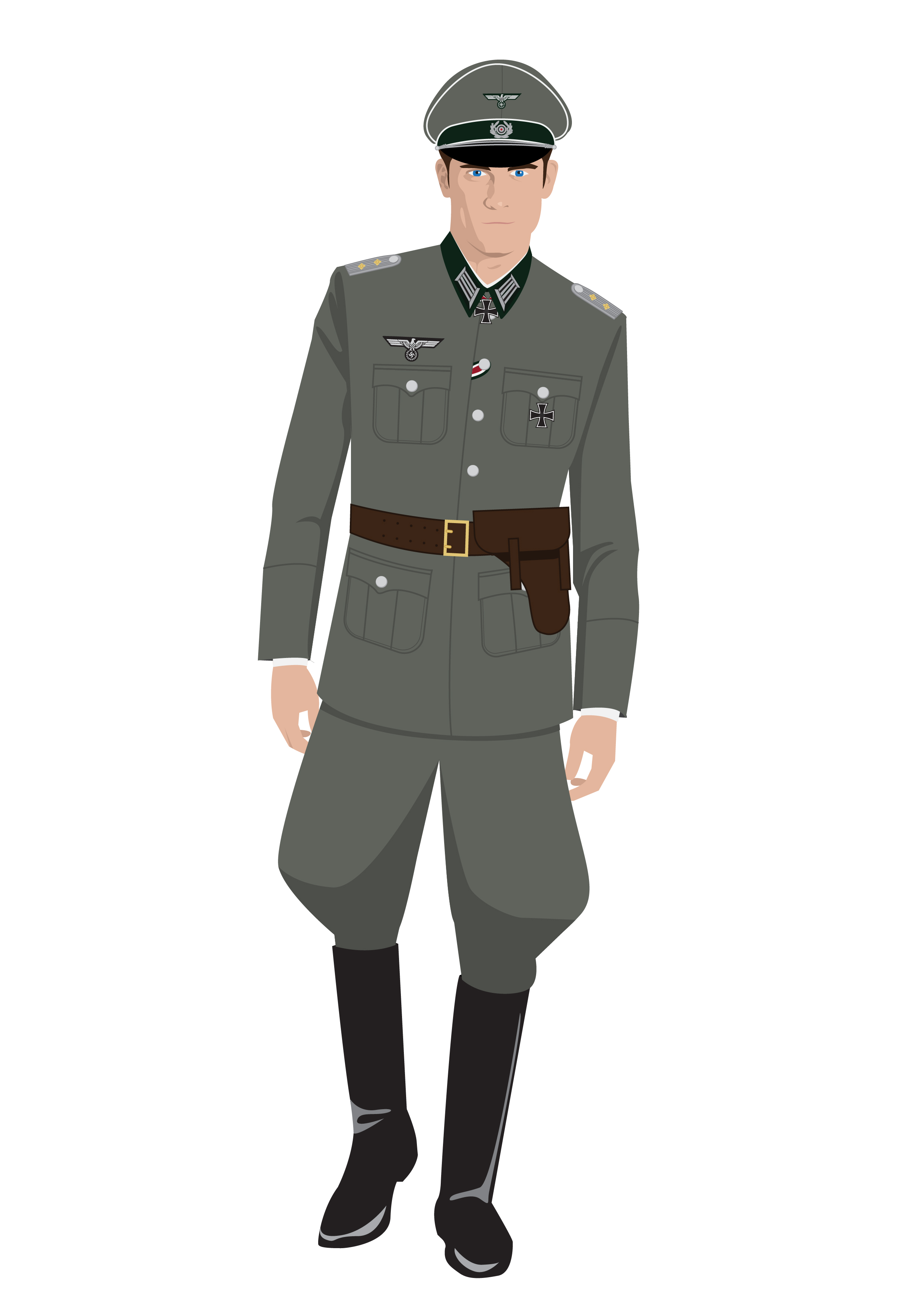 the gallery for gt wehrmacht officer uniform