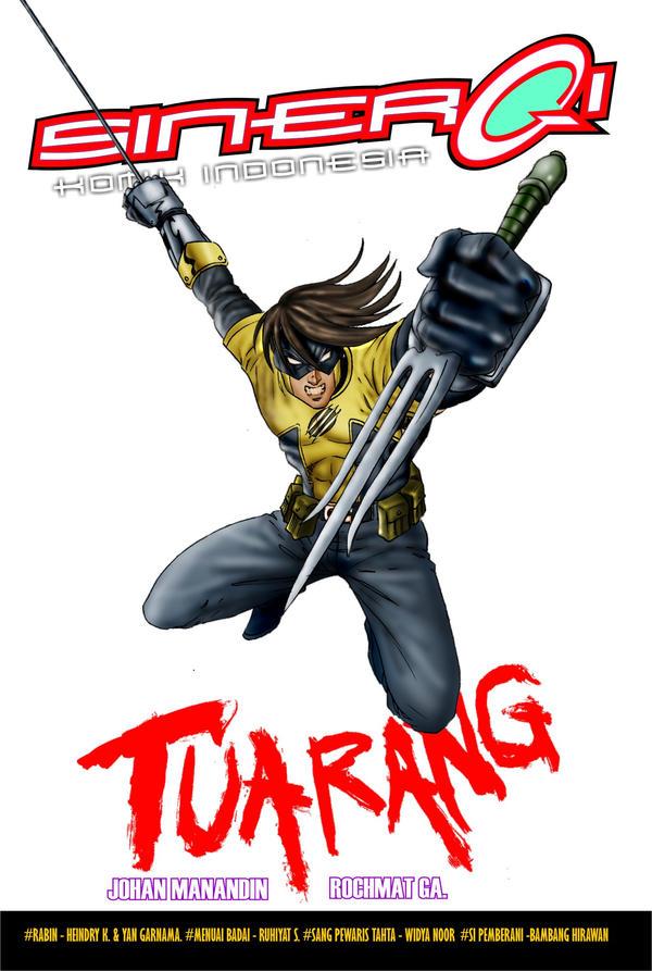 Cover Sinergi II - Tuarang by Joemand