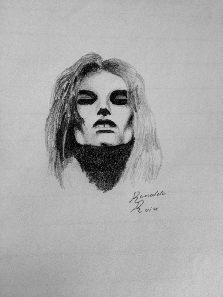 Sarah by RonaldoRoia