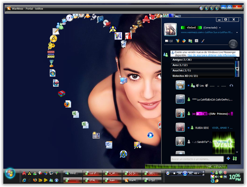 My Screen by betaza