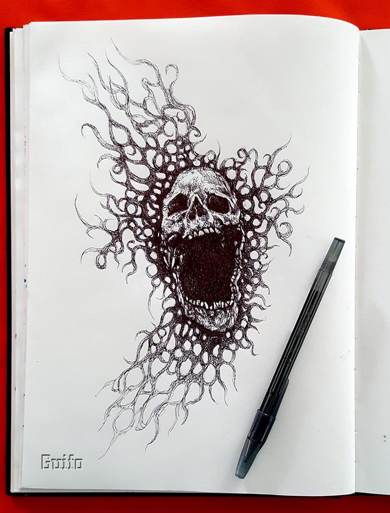 Voices-Tattoo Design by NeoXVl