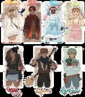 [Adopt $] Witchtober #1 [CLOSED] by Reiki-kun