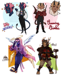 [ Adopts $ ] Collab Adoptables with Radicles!
