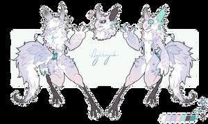 [Grem2] Nightengale Reff by Reiki-kun