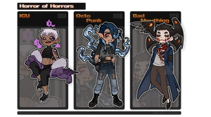 [Adopts$] HA 29th - Horror of Horrors [CLOSED] by Reiki-kun