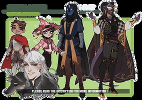 [$] Custom Character Auction - 1 slot! [CLOSED]