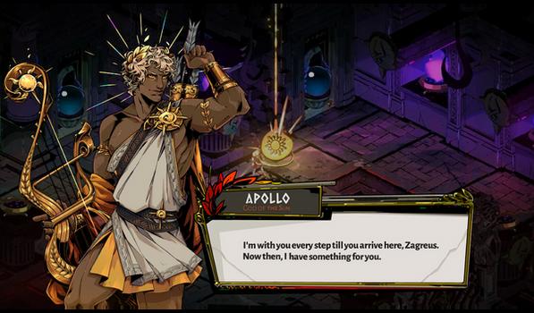 [HADES] Fake screenshot- Apollo