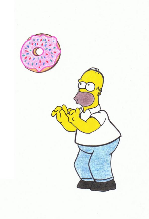 Mmmm...donut by acid-drinker
