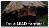 Lead farmer .Stamp. by acid-drinker