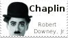 Chaplin_Stamp by acid-drinker