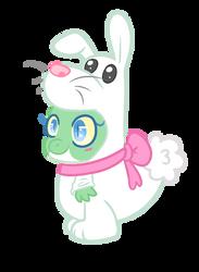 Easter BUNNY! by KittieBases