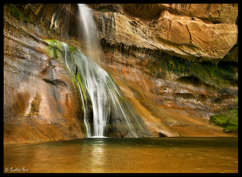 Lower Calf Creek by ChimpyJay