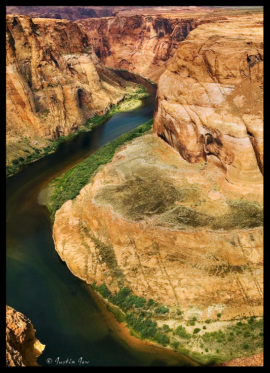 Colorado River by ChimpyJay