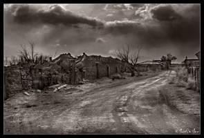 Cabezon New Mexico by ChimpyJay