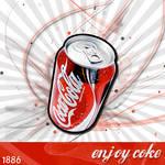 Coke by ChimpyJay