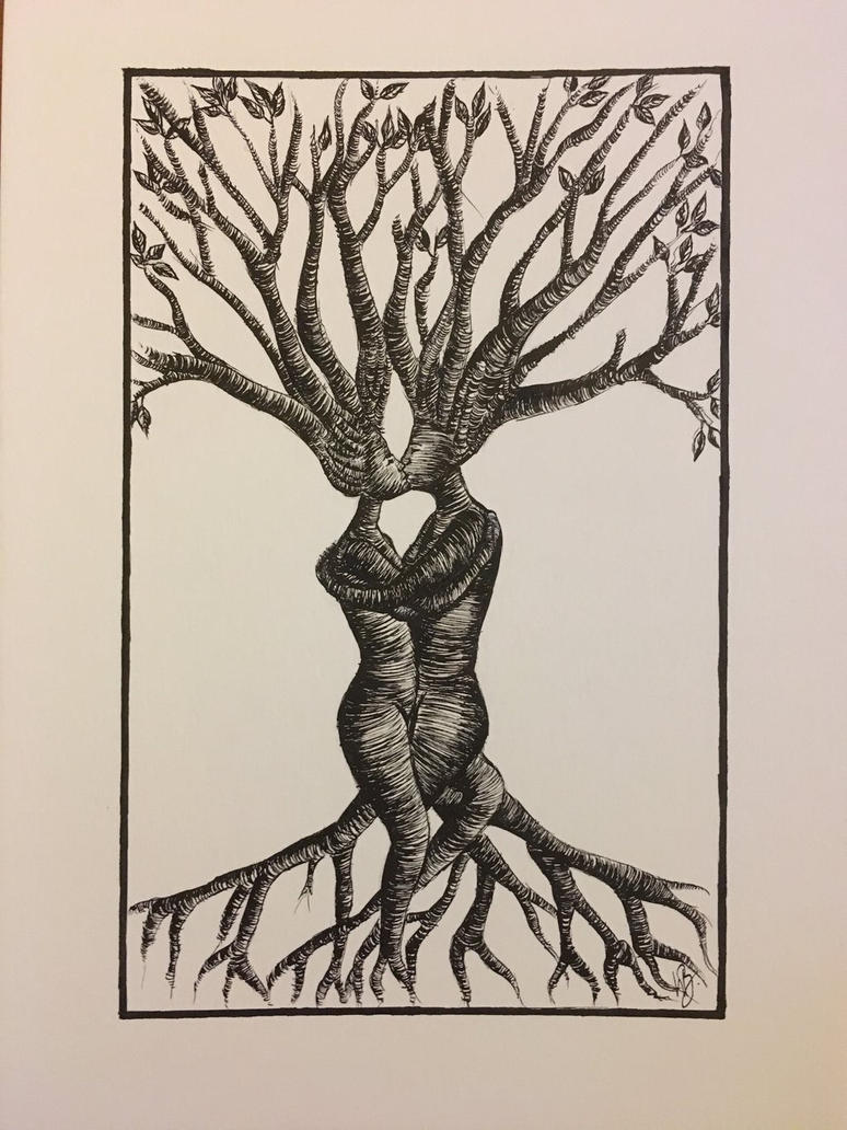 The Tree of Life by ladiko29