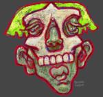 Skull 51418