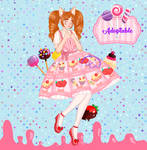 ADOPTABLE N12 CANDY JAR [OPEN]