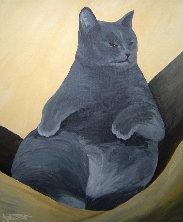 chubby Yuri by CapnSkusting