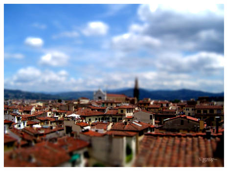 Little Italy - Florence