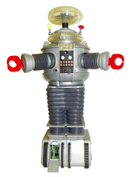 Robot with Open Panel by CapnDeek373