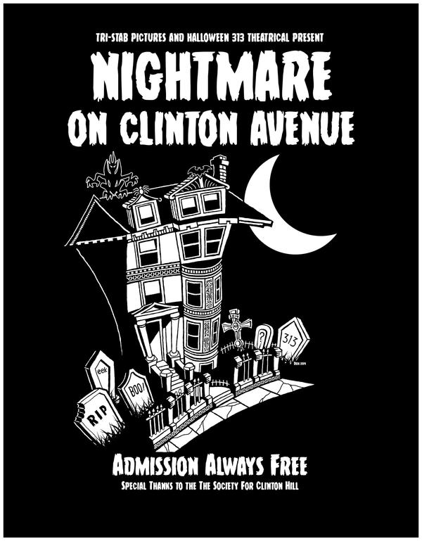 Nightmare on Clinton Avenue by CapnSkusting
