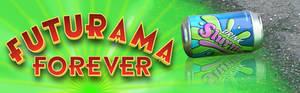 Futurama Forever header