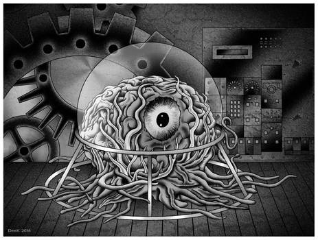 the hypnotic brain eye sphere thingie