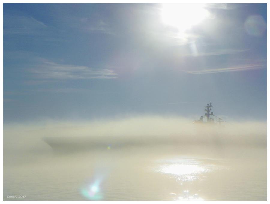 foggier by CapnDeek373