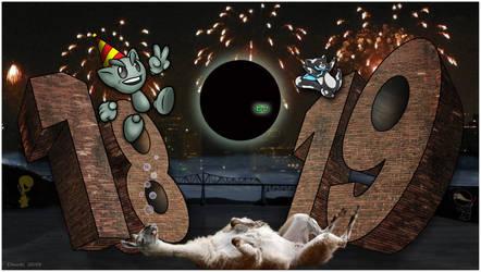 Llamas party hearty!