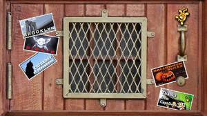 stamp door