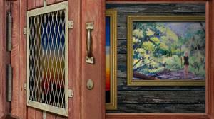 paintings inside