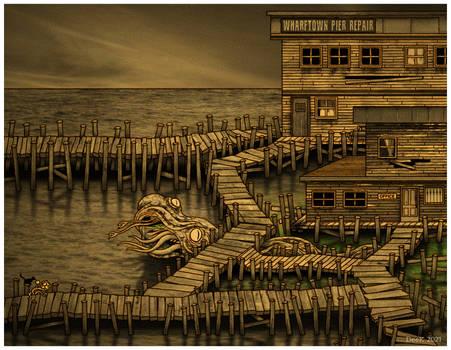 Wharftown Pier Repair