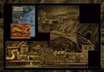 what's where in Wharftown by CapnDeek373