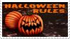 Halloween Rules stamp by CapnSkusting