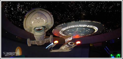 starships by CapnDeek373