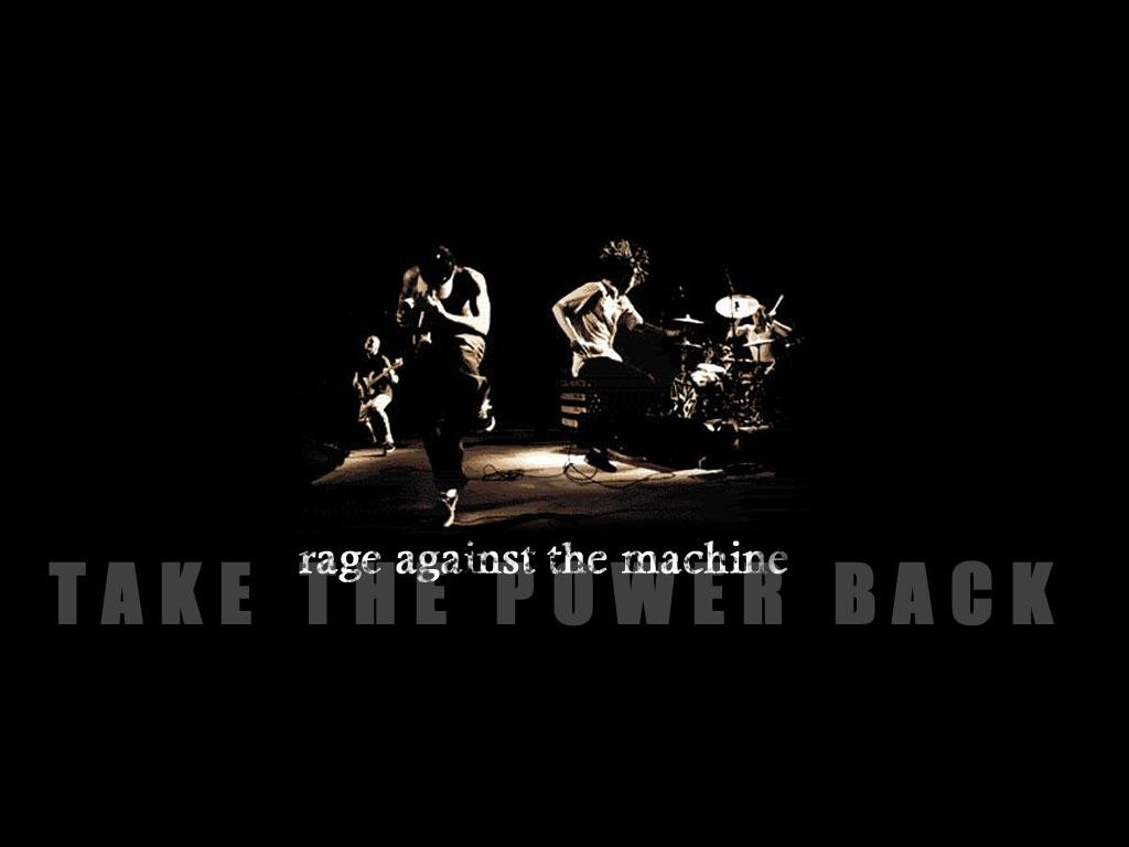 rage against the machine take the power back