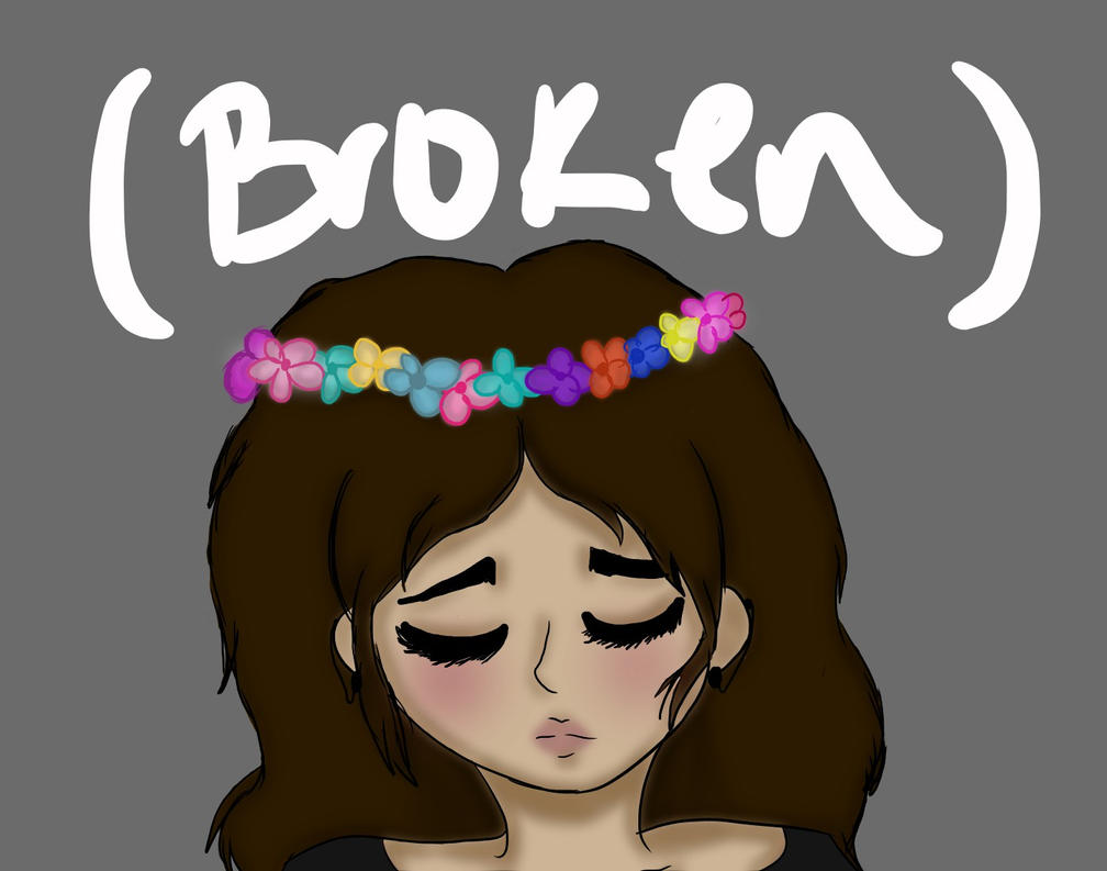 (broken) by Blushingstars
