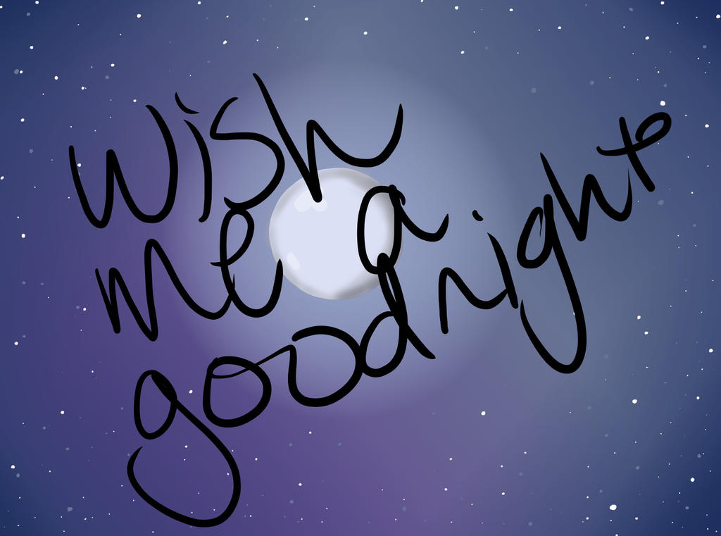 Goodnight by Blushingstars