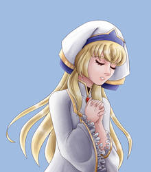 Priestess by Maka-Hime-Tenshi