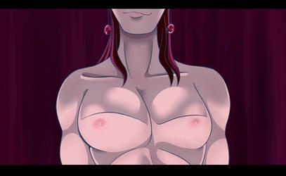 Kakyoin Nips by Maka-Hime-Tenshi