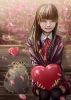 Happy Valentine Day by LCFxAlvin
