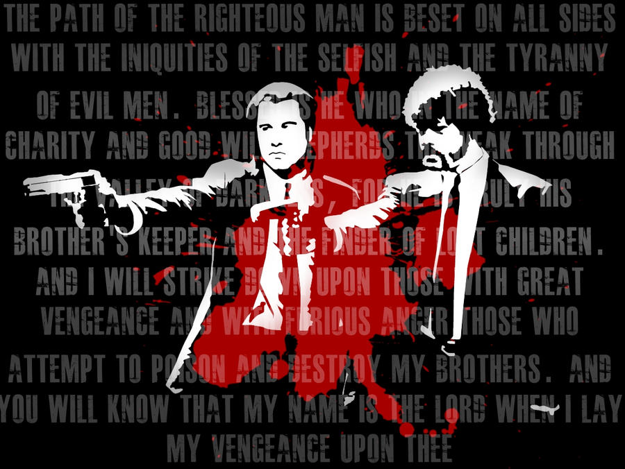 Pulp fiction thesis