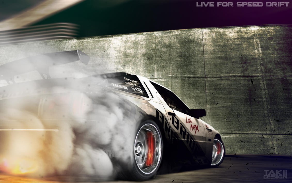 Live For Speed Lfs Drifting By Takiidesign On Deviantart