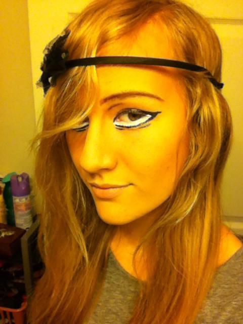 Anime Eyes Makeup Cosplay Anime Eye Makeup Cosplay 3 by